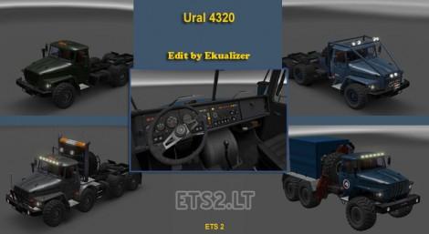 Ural-43202