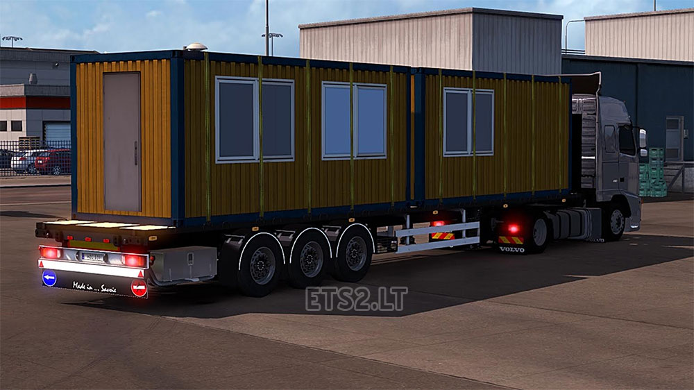 Flatbed Trailer Ets 2 Mods