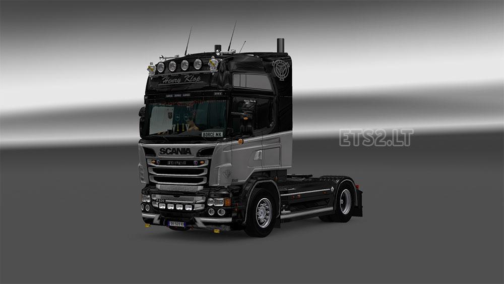 Truck Skins | ETS 2 mods - Part 589
