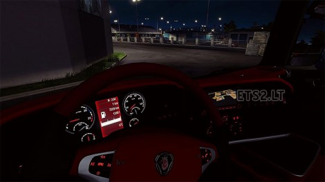 red-dashboard