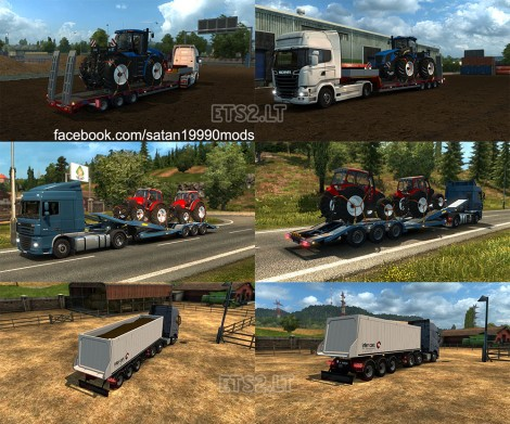 Agricultural-Trailers