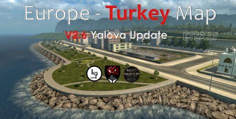 Europe-&-Turkey-Map-1