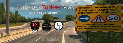 Europe-&-Turkey-Map-2
