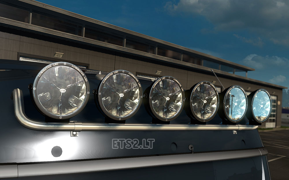 Led Lights | ETS 2 mods