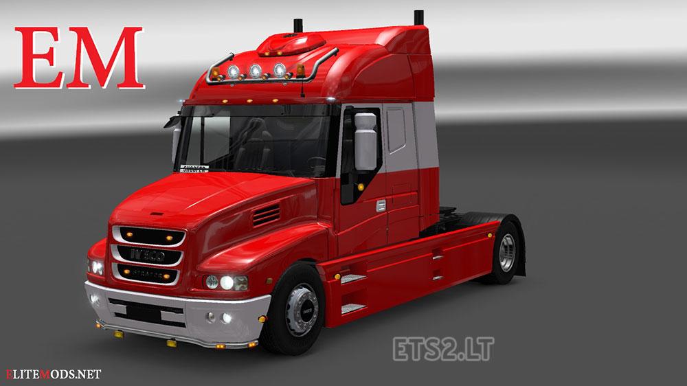 Iveco Strator V 2 0 Ets 2 Mods