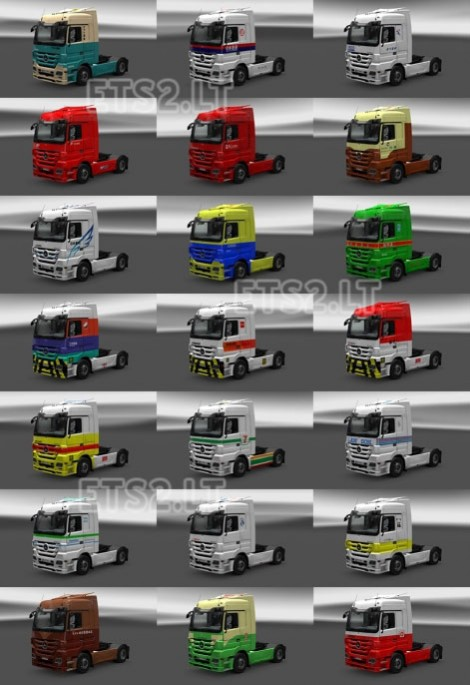Japan-Company-Mercedes-Skin-Collection-1