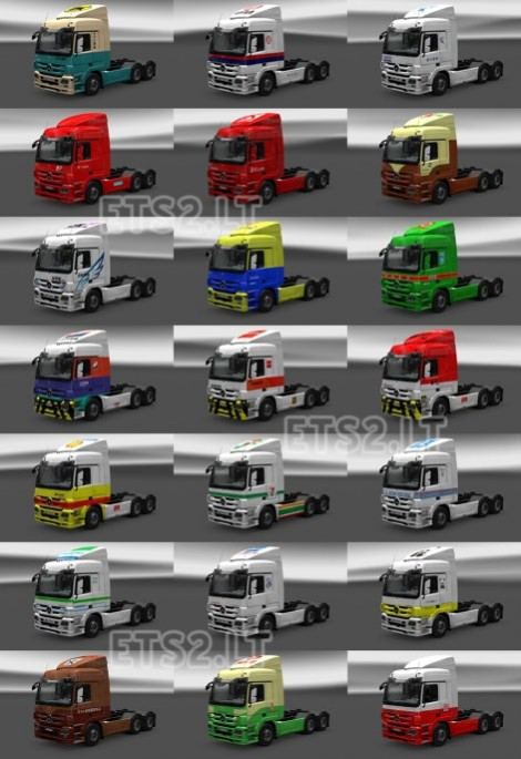 Japan-Company-Mercedes-Skin-Collection-2