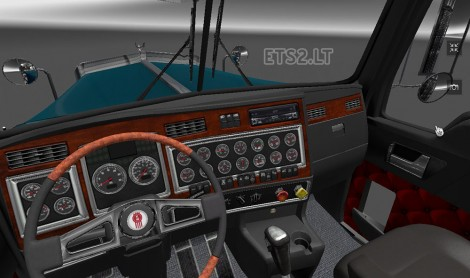 Kenworth-W900-Interior-2