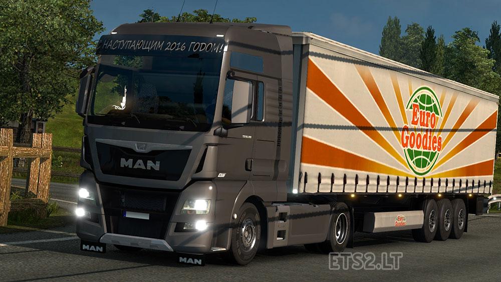 Man Tgx 26