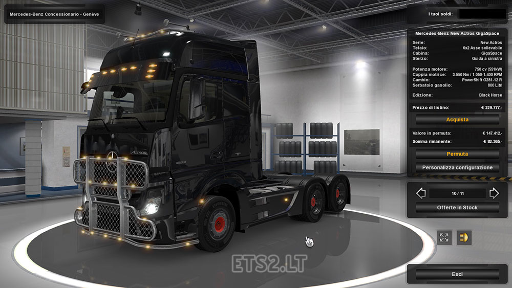 Used Truck Dealerships >> Led Lights | ETS 2 mods - Part 2