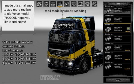 Realistic-Engine