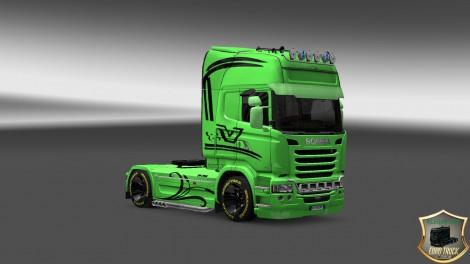 Scania-Streamline-Green-1