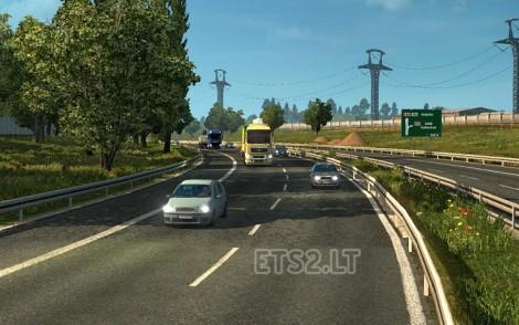 Slow-Speed-Traffic