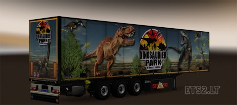 dino-trailer