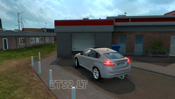 bmw x6 v3 4 for addons ets 2 mods. Black Bedroom Furniture Sets. Home Design Ideas