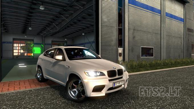 Bmw X6 V3 4 For 1 22 X Addons Ets 2 Mods