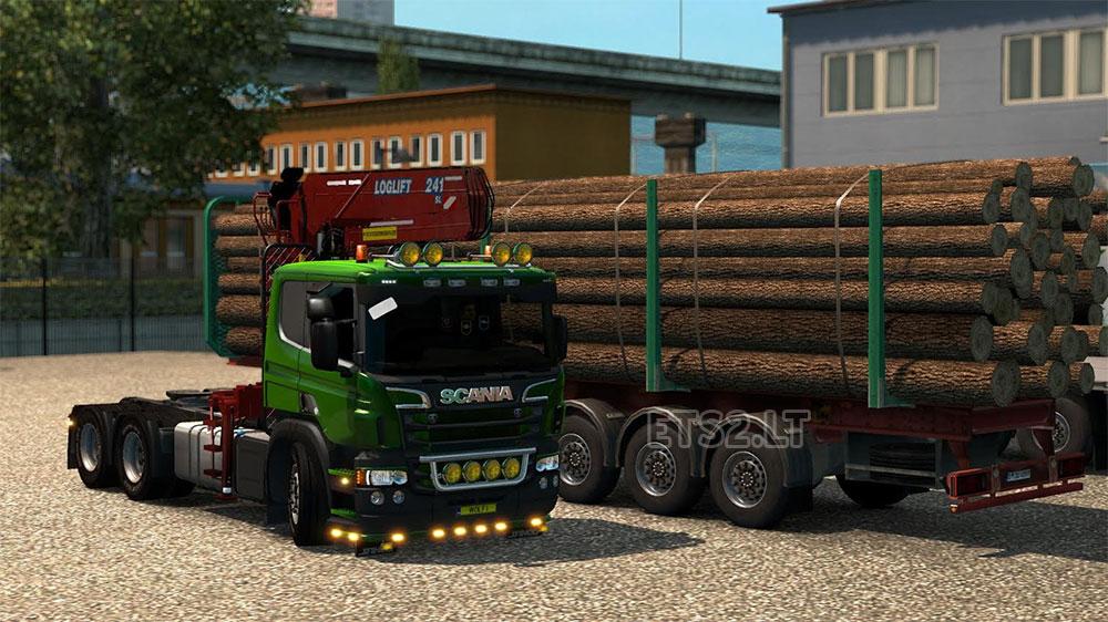 Trucks scania ets 2 mods part 12 - Scania T Cab Ets 2 Mods Part 4