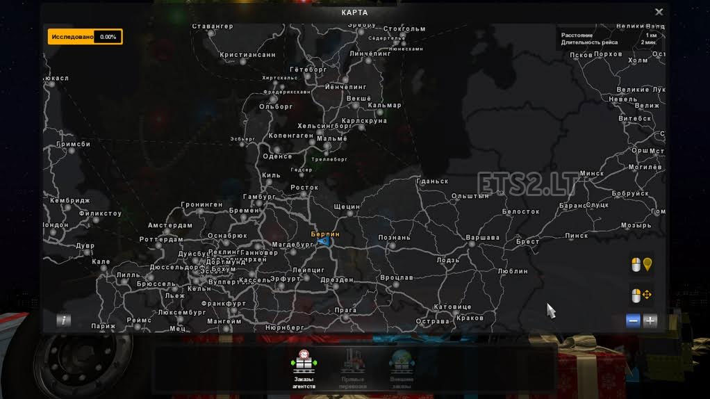 Dlc east ets 2 mods part 6 for The russian mod