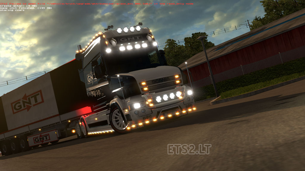 Scania V8 Amp L6 Pack Ets 2 Mods