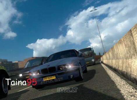 BMW-E34-M5-1