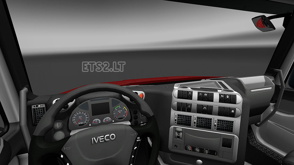 Http Ets2 Lt En Iveco Stralis Interiorexterior Rework 1 1 Strator Compatible