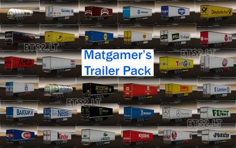 Matgamer's-Trailers-Pack