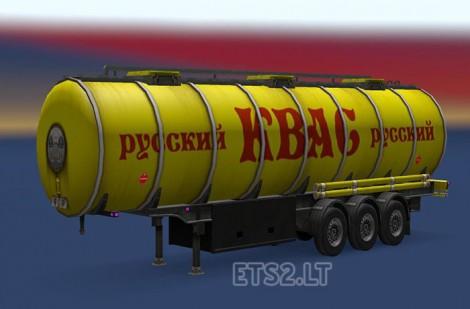 Russian-Kvas