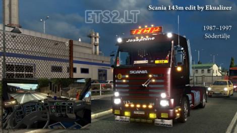 Scania-143M