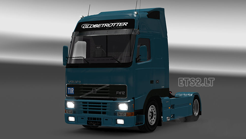 Volvo Fh12 Edited By Solaris36 V 2 0 Ets 2 Mods