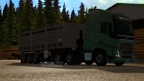 dumper-trailer
