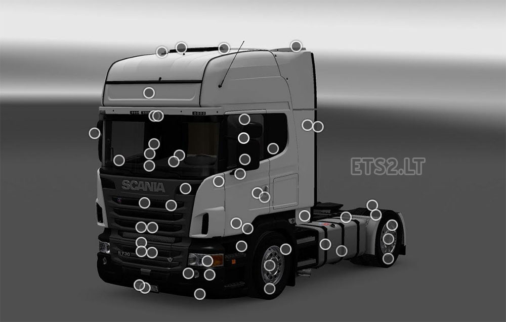 Ets 2 мод Scania