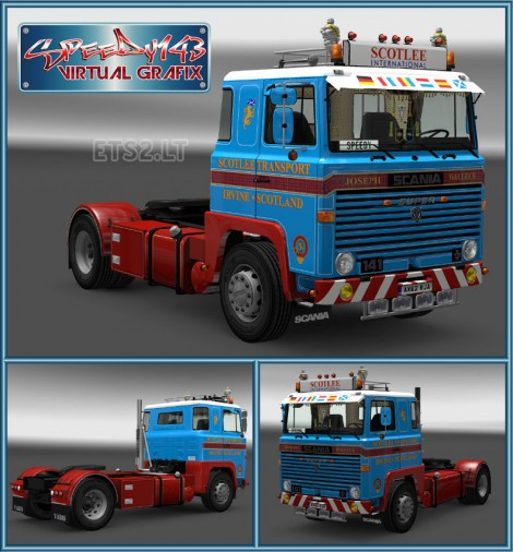 old-scania