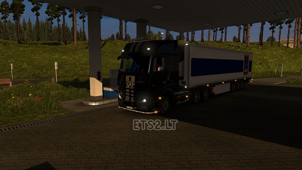 aldi logistics