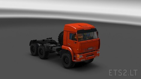 Kamaz-6460-Update-1