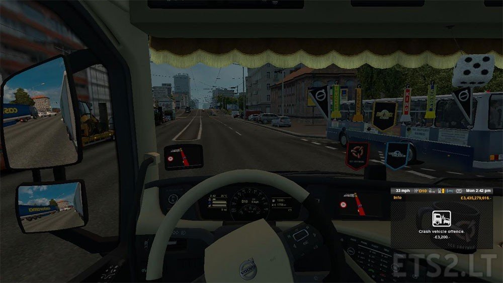 ets2 how to get money