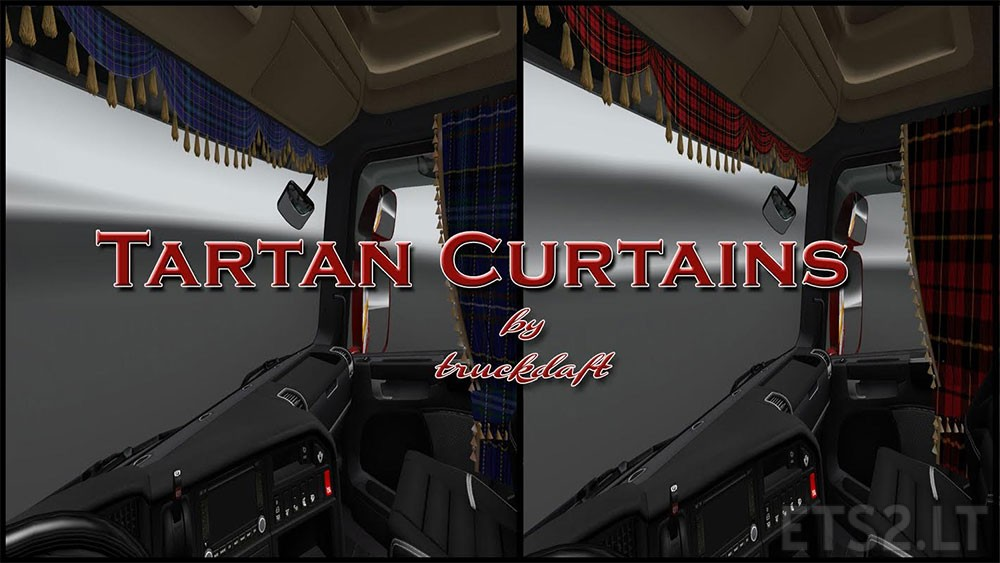 20 foot long curtains