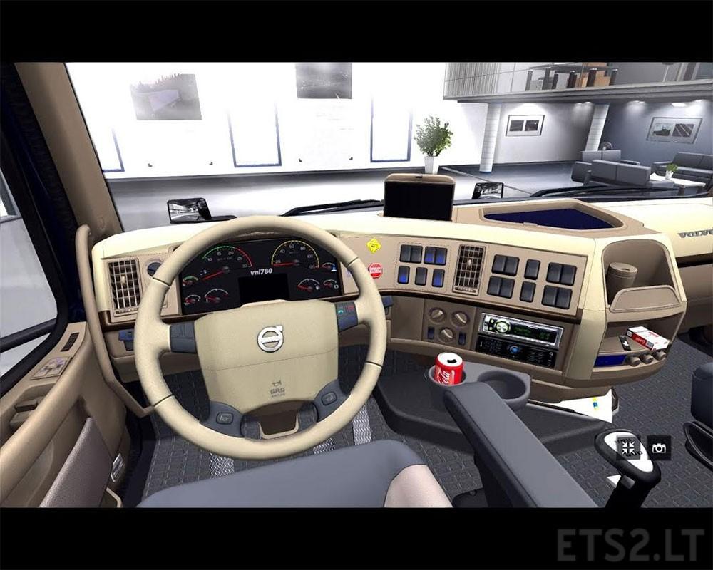 Interior Volvo Ets 2 Mods