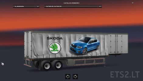 Škoda-1