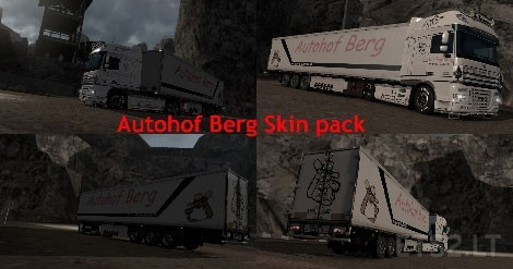 Autohof-Berg