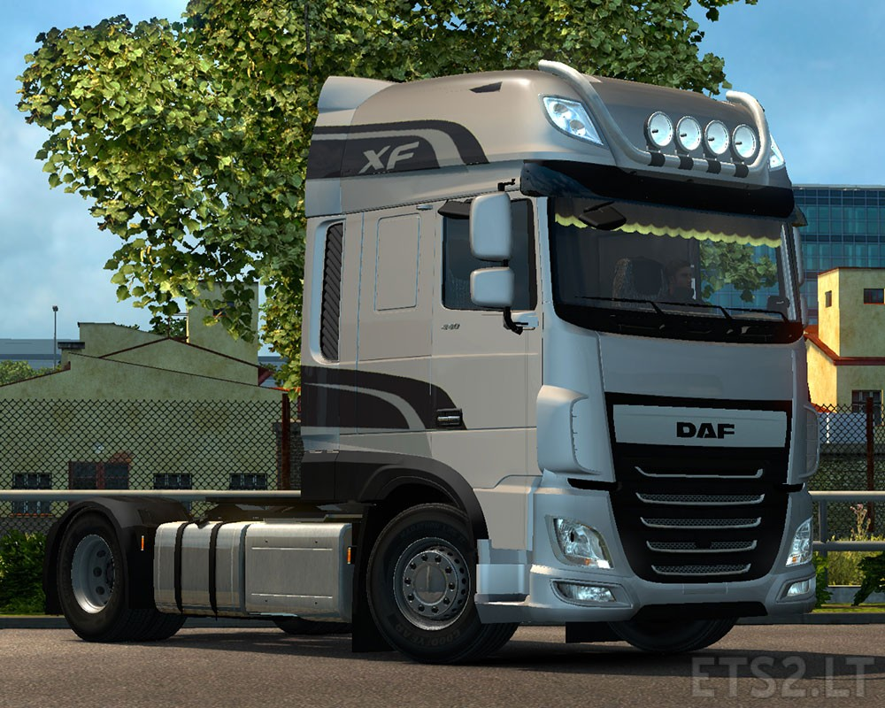 daf xf 106 ets 2 mods. Black Bedroom Furniture Sets. Home Design Ideas