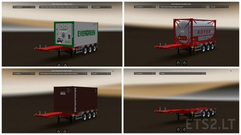 European-Trailers-Pack-2