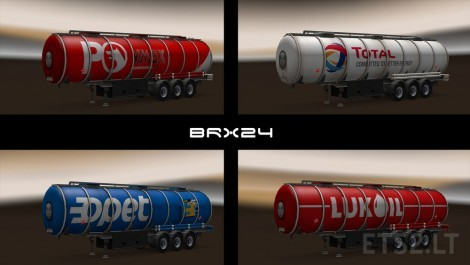 Fuel-Trailers