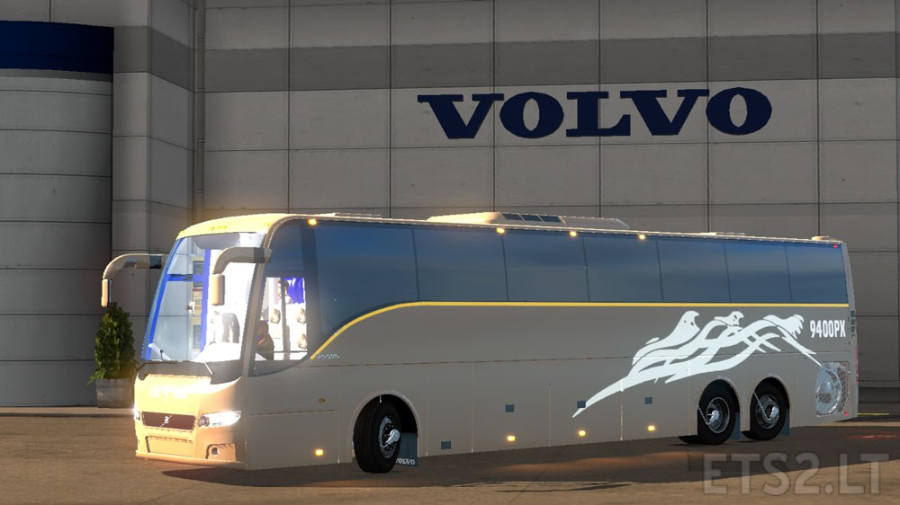 Indian Volvo Bu...
