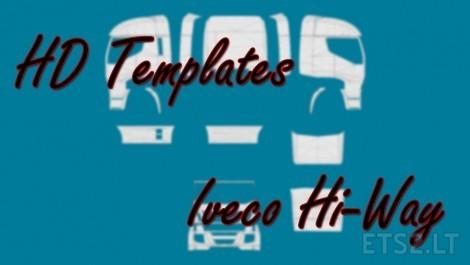 Iveco-Hi-Way-HD-Templates