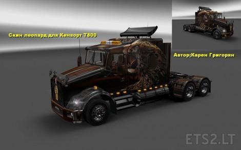 Kenworth-T800-Leopard-1