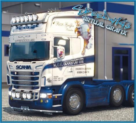MDR-Transport