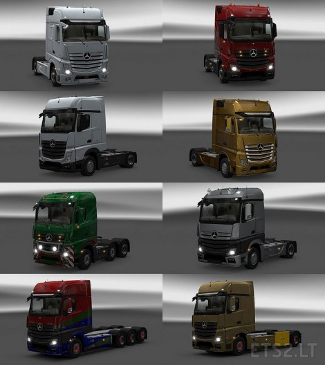 New-Actros-Plastic-Parts-1