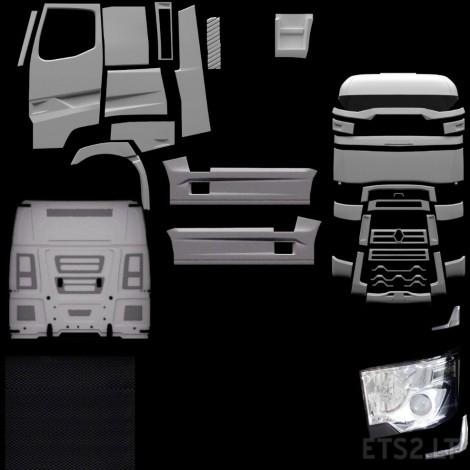 Renault-Range-T-Template