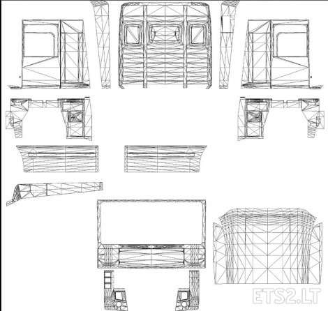 Renault-Trucks-Template