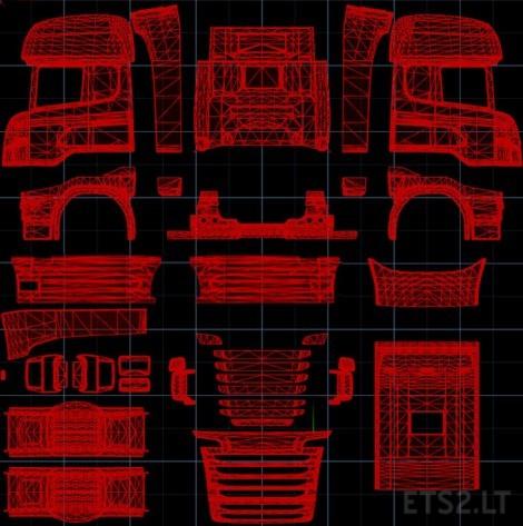 Scania-V4-Template